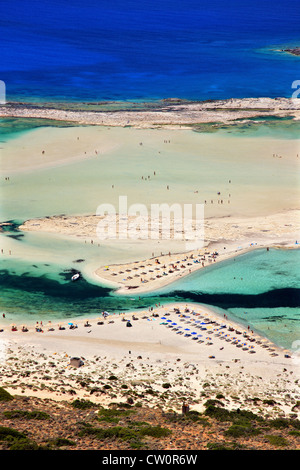 how to get to balos beach from chania