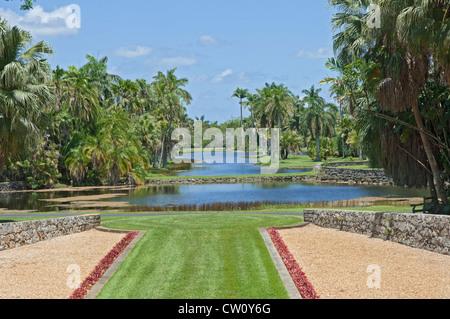Fairchild Tropical Botanical Gardens At Coral Gables A