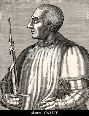 Bertrand du Guesclin - Stock Photo