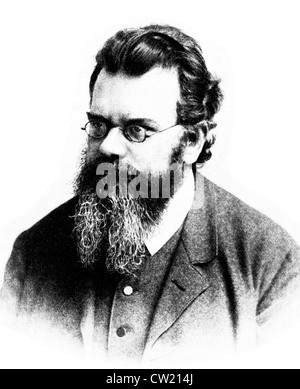 Ludwig Boltzmann - Stock Photo