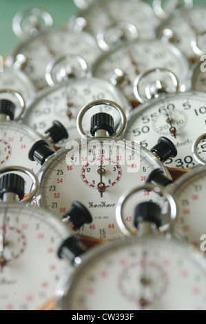 Hanhart watch factory in the Black Forest - Stock Photo