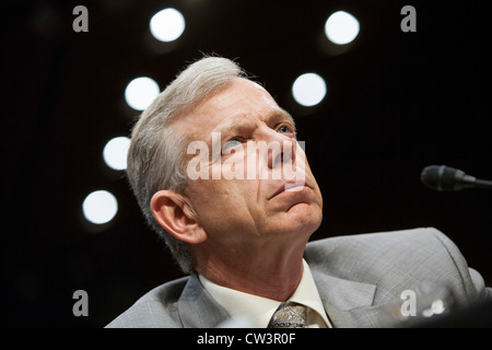 Lowell McAdam, President and Chief Executive Officer of Verizon.  - Stock Photo