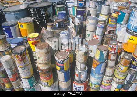 Where To Recycle Paint Cans In Los Angeles