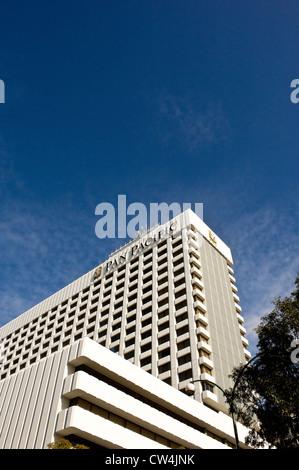 Perth Western Australia - The Pan Pacific Hotel in Perth, Western Australia. - Stock Photo