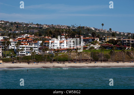 San Clemente, Southern California, USA (March 2012) - Stock Photo