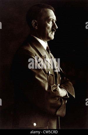 Adolf Hitler - Stock Photo