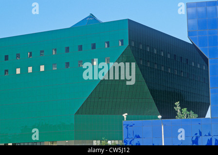 Pacific Design Center in West Hollywood, Los Angeles, California - Stock Photo