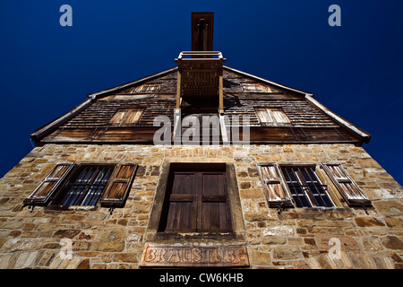 brewery in open-air museum, Germany, North Rhine-Westphalia, Ruhr Area, Hagen - Stock Photo
