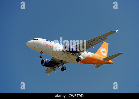 Airbus A319 Armavia Airlines, Armenia - Stock Photo