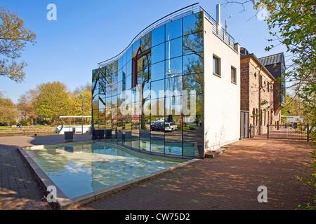 House Ruhrnatur in Muelheim/Ruhr, Germany, North Rhine-Westphalia, Ruhr Area, Muelheim an der Ruhr