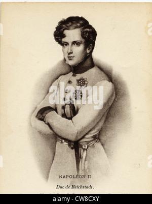 Napoleon II - Stock Photo
