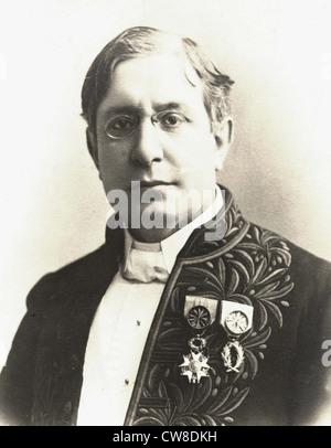 Benjamin Constant de Rebecque - Stock Photo