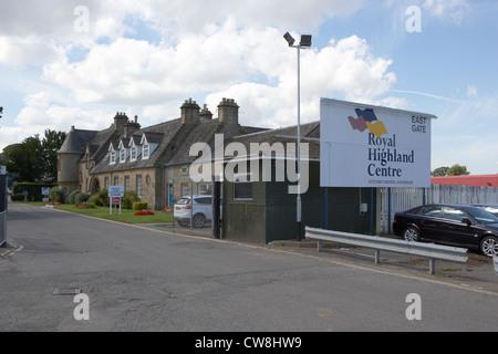 the royal highland centre east gate edinburgh scotland uk united kingdom - Stock Photo