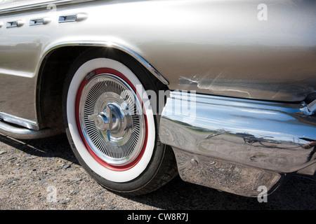 1962 Buick Electra 225 Convertible - Stock Photo