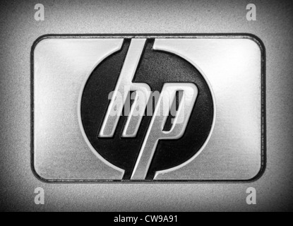 Hp Logo Stock Photo 170747400 Alamy