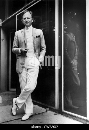 Tom Wolfe in 1981. Courtesy: CSU Archives / Everett Collection - Stock Photo