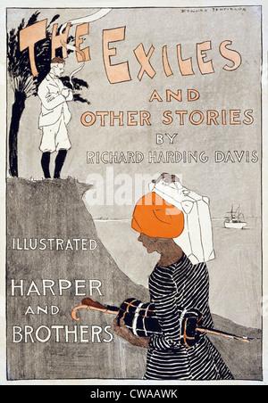 Richard Harding Davis, 1864-1916, American author and ...