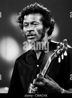 Chuck Berry, 1973. Courtesy: CSU Archives/Everett Collection - Stock Photo