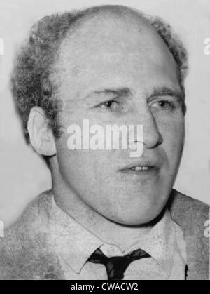 Ken Kesey (1935-2001) author of 'One Flew Over the Cuckoo's Nest' (1962), made into a film starring Jack Nicholson - Stock Photo