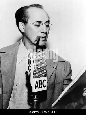 American comedian Groucho Marx, (1890-1977), c. 1947.. Courtesy: CSU Archives / Everett Collection - Stock Photo