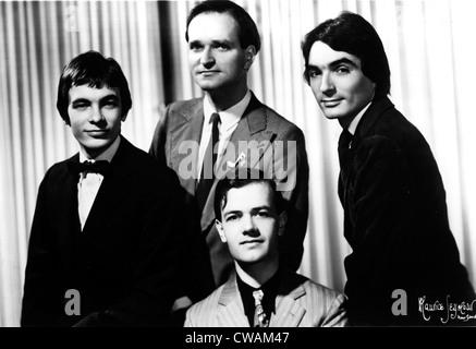 Kraftwerk, 1970s. Courtesy: CSU Archives / Everett Collection - Stock Photo