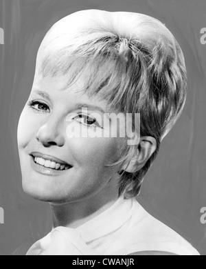 PETULA CLARK, 1966. Courtesy: CSU Archives / Everett Collection - Stock Photo