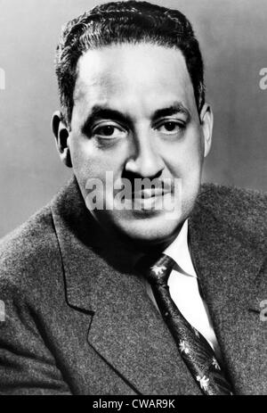 Thurgood Marshall, (1908-1993), Associate Justice of the United States Supreme Court from 1967-1991, c. 1960.. Courtesy: - Stock Photo