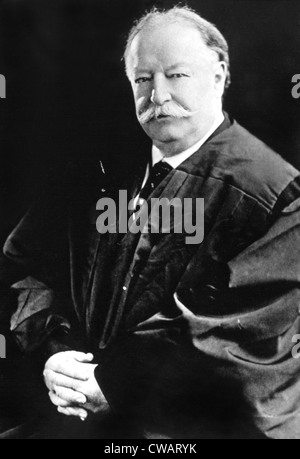 Former President of the United States WILLIAM HOWARD TAFT, 4/28/38. Courtesy: CSU Archives / Everett Collection - Stock Photo