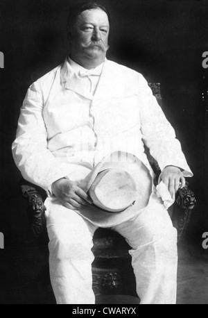 President WILLIAM HOWARD TAFT, 1/30/08. Courtesy: CSU Archives / Everett Collection - Stock Photo