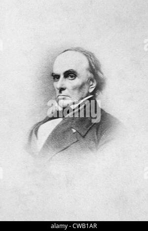 Daniel Webster (1782-1852) - Stock Photo