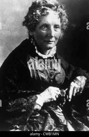 a biography of harriet beecher stowe an author most famous for uncle toms cabin or life among the lo Stowe herself became known as the celebrated author of uncle tom's cabin written in 1852, nine years prior to the civil war, the book stirred up much controversy among both southerners and.