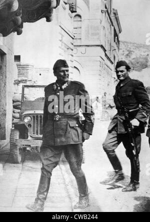 Josip Broz Tito (1892-1980), ca. 1944 - Stock Photo
