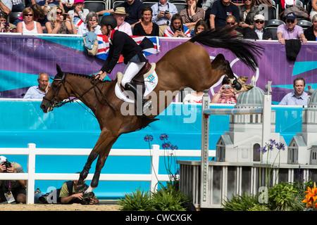 Scott Brash Riding Hello Sanctos Gbr Great Britain