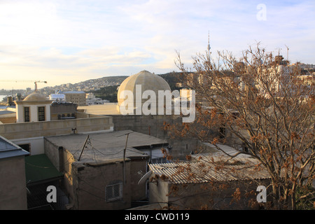 Baku, Azerbaijan. Old city - Stock Photo