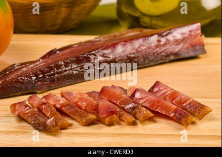 Dry bonito tuna - Stock Photo