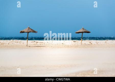 Tarifa, Costa de la Luz, Cadiz, Andalusia, Spain. - Stock Photo