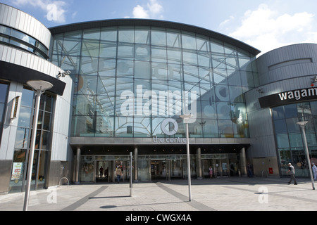 almondvale centre Livingston, Scotland, uk, united kingdom - Stock Photo