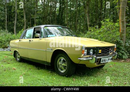 Rover 3500 at Lytham Hall - Stock Photo