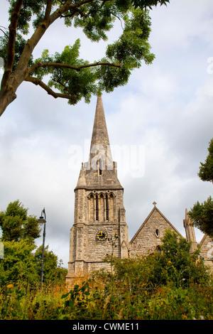 St Marks Church Regents Park - London UK - Stock Photo