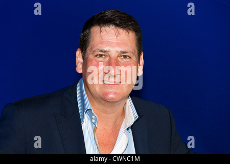 Singer Tony Hadley at the Rewind Festival Henley on Thames 2012. PER0331 - Stock Photo