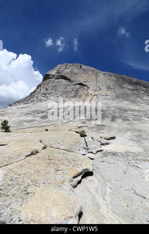 Yosemite National Park: Lembert Dome - Stock Photo