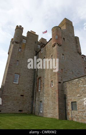 Castle of Mey Caithness scotland uk - Stock Photo