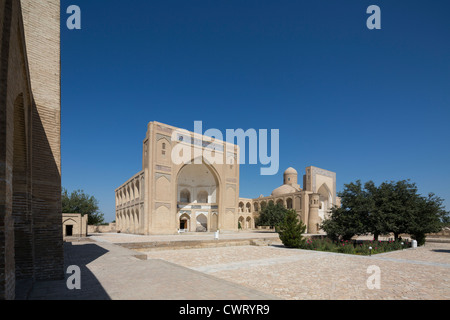 The Char Bakr Complex, Bukhara, Uzbekistan - Stock Photo