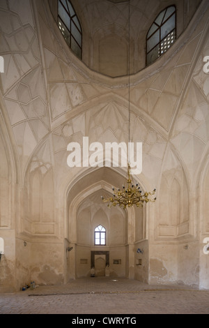 interior of the khaanqah, the Char Bakr Complex, Bukhara, Uzbekistan - Stock Photo