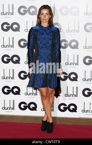 Louise Redknapp arrives for the GQ Men of the Year Awards at a central London venue. - Stock Photo