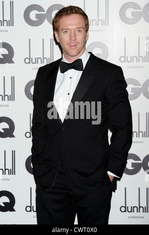 Damian Lewis arrives for the GQ Men of the Year Awards at a central London venue. - Stock Photo