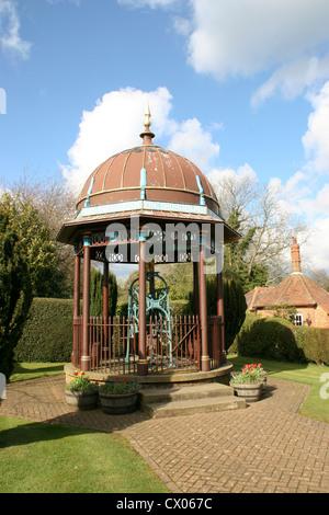 Maharajahs Well Stoke Row Oxfordshire England UK - Stock Photo