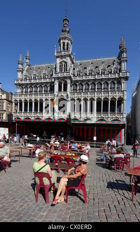 people cafe europe - Stock Photo