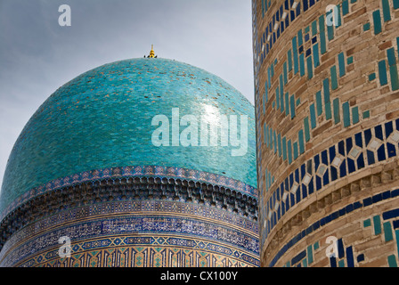Bibi Khanym Mosque, Samarkand, Uzbekistan - Stock Photo