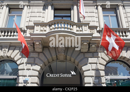 Credit Suisse Stock Photo 102316220 Alamy